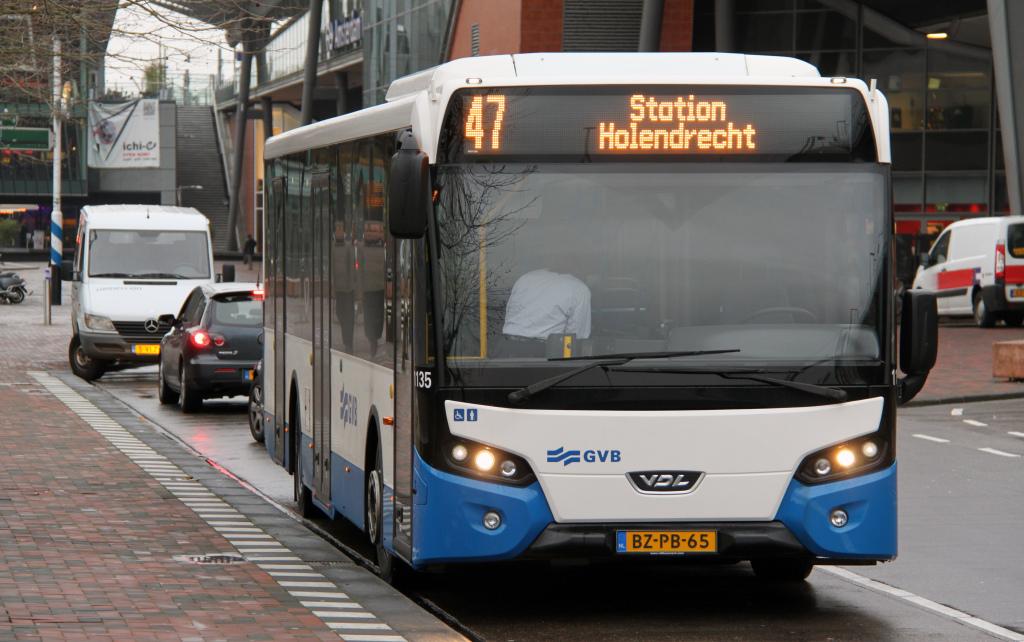 GVB_VD_Citea_Amsterdam_Bijlmer